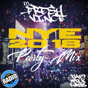 NYE 2018 Party Mix