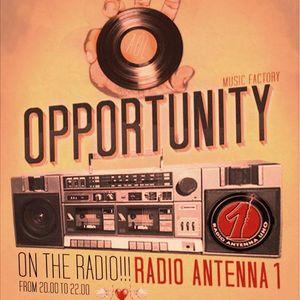 Opportunity On The Radio Giuseppe Cennamo