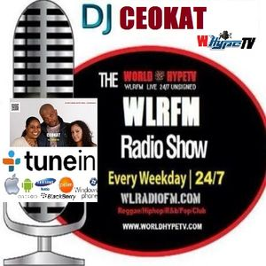 DJ CEOKAT LIVE ON WORLD HYPE RADIO