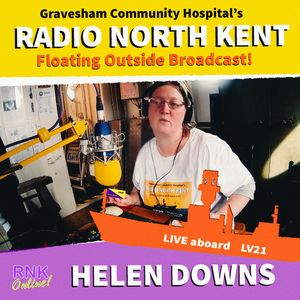 Helen Downs – RNK Floating Outside Broadcast aboard LV21