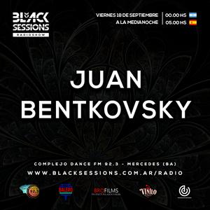 Black Sessions 107 - Juan Bentkovsky