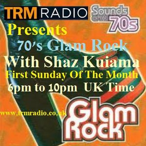 Through The Years - Oct Glam Rock Special - A-Z of Glam - Sun 6th Oct 2013