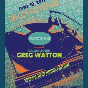 DJ ISRAEL_OPENING_SET_AT DISCO'S REVENGE - JUNE 10, 2011