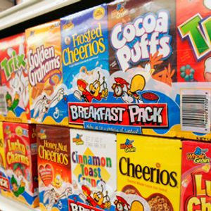 La venta abusiva de alimentos y bebidas