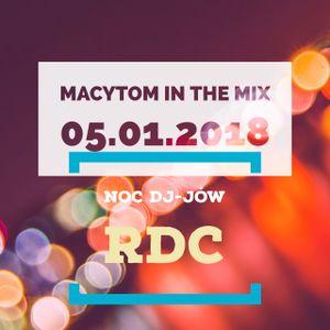 Macytom In The Mix 05.01.2018 RDC