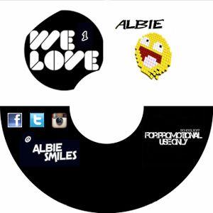 WE ❤ ALBIE SMILES 1
