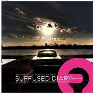 FRISKY | Suffused Diary 018 - Matteo Monero