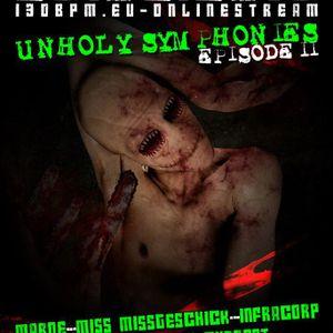 Infracorp - Mix for Unholy Symphonies Episode II@ 130bpm.eu-Onlinestream 23-02-2013