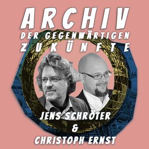 Eintrag 004.13032021 - Im Gespräch mit den Medienwissenschaftlern Jens Schröter & Christoph Ernst
