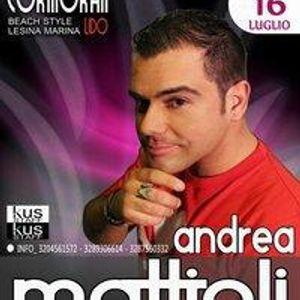 Andrea Mattioli @ CORMORAN [Marina Di Lesina - Italy 16.07.2011]