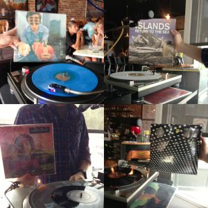 The Vinyl Brunch Pilot  feat. Paul Agee pt. 1