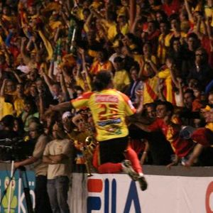 14/5/12 - Herediano vs Santos - Final Ida