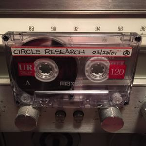 The Circle Research Show - March 28, 2001  - CKLN 88.1fm