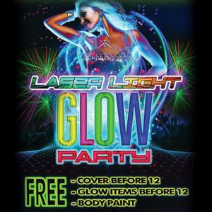 DJ Palmz - Pre Party Glow Party mix