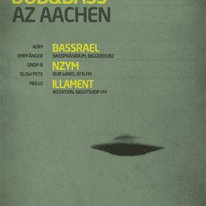 Bassrael - DUB&BASS Vol.10 - Promomix - 2011