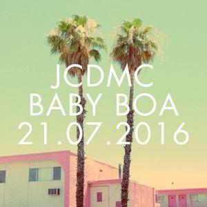 Cosmic Delights LIVE 04 Jean Charles de Monte Carlo at Baby Boa 21..06.2016