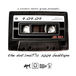 dj dot.matic - the official 2009 beattape