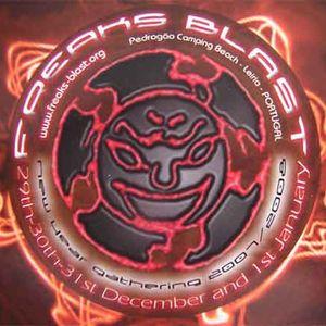 Freaks Blast III ambient set (New Years Eve 2007/2008)