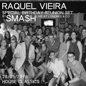 Lisbon Journeys Curated by SMASH Special Set For Raquel Vieira Birthday Reunion Podecast #10