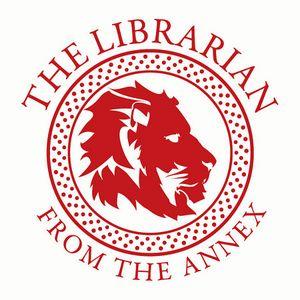 Edward the Librarian: Rusty Junglist: V005