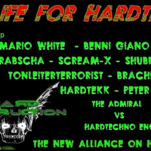 Scream-X - @ Life For Hardtechno 2015-10-17