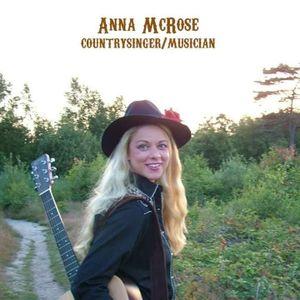 """Country Moments van 3 augustus 2018 met extra uitgelicht de muziek van """"Anna Mc Rose"""""""