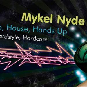 Mykel Nyde DJ Mix Charts