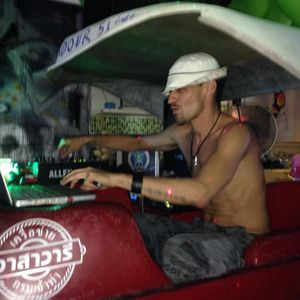 ** DJ PHB live set @ Tranquillou - 29 August 2015 **