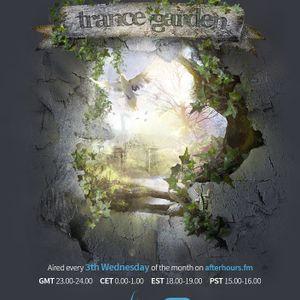 Blue Silence - Trance Garden 001