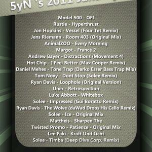 5yN's january 2011 Mix.jpg