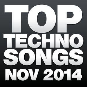 Top Techno Songs November 2014