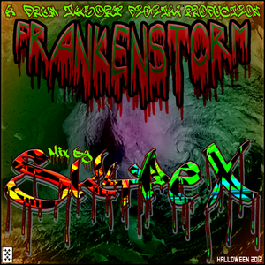 SkypeX - Frankenstorm (Halloween Mix 2012) streamed on Drum Theory 101