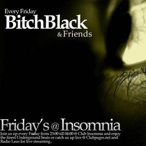 Torres live @ Insomnia (BitchBlack & Friends Showcase), January, 2011