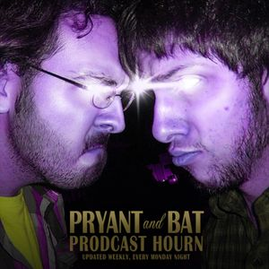 Pryant and Bat: Prodcast Hourn Ep 08: The Ayahuasca Journey