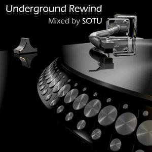 Underground Rewind - Mixed by SOTU aka DJ OBBY (1996)