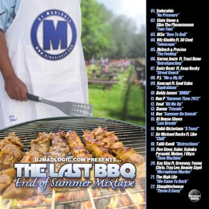 DJ MadLogic presents The Last BBQ: End Of Summer Mixtape