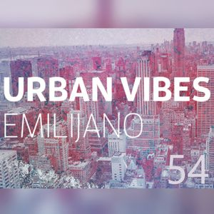 Emilijano - Urban Vibes 054 (March 2016) [DI.FM]