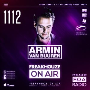 Freakhouze On Air 1112 ● Armin Van Buuren