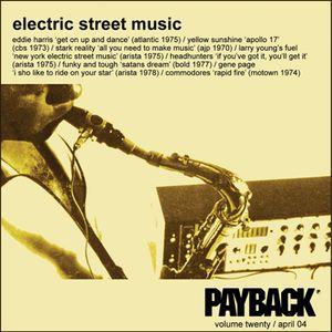 PAYBACK Vol 20 April 2004