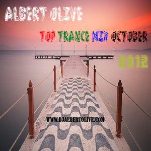 Albert Olive - Top Trance Mix October 2012