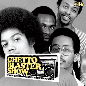 GHETTOBLASTERSHOW #43 (dec. 11/10)