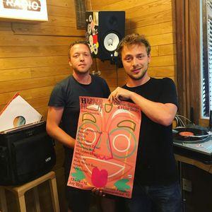 Huna Sounds w Kuryakin @ Kiosk Radio 06.07.2018
