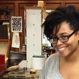 Up Close and Cultural host Rachel DeGuzman chats with visual artist Amanda Chestnut
