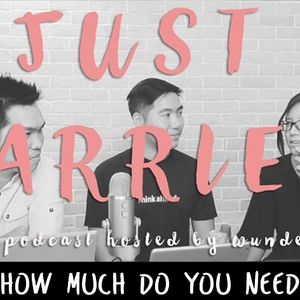 JUST MARRIED #3 How Much Money Do I Need To Get Married?