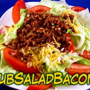 Negativz - Dub Salad Bacon
