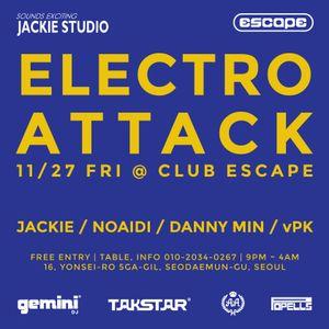 Mixtape #87 (Electro Attack 1st) - Danny Min