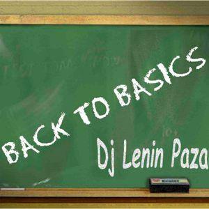 Dj Lenin Pazan - Back to basics (Electro tribal mixed)