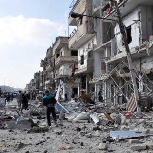 An architect in Syria