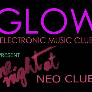 Glow Electro Party Sampler