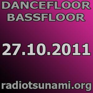 Dancefloor bassfloor 27.10.2011 www.radiotsunami.org gae fnkbstrd aka dasupadeepa